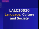 Preview image for video: LALC10030 02/10/12