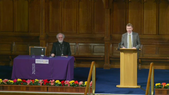 Preview image for video: Archbishop Lecture