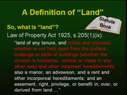 Preview image for video: LAWS20022 -01.02.12 Uni Place