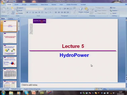 Preview image for video: Hydropower