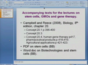 Preview image for video: GMOs and gene therapy