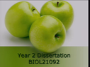 Preview image for video: BIOL21092 07/10/11