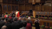 Preview image for video: Honorary Degree Ceremony 2011