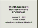Preview image for video: ECON10042_14.03.2011