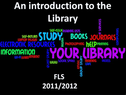 Preview image for video: Library & Elearning